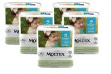Junior Nappies (11-25kgs)  BOX of 5 packs - 125 nappies